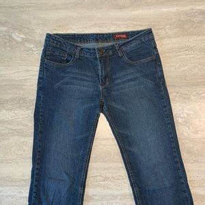 Express jeans Mia Bootcut size 6